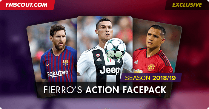 Action Facepack 2019