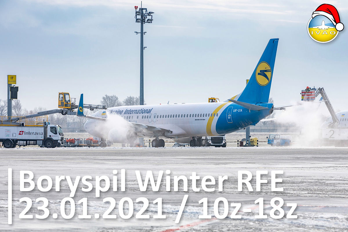 [HQ+UA] Boryspil Winter RFE 2021