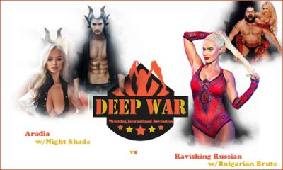 Deep War #1 4-copy10
