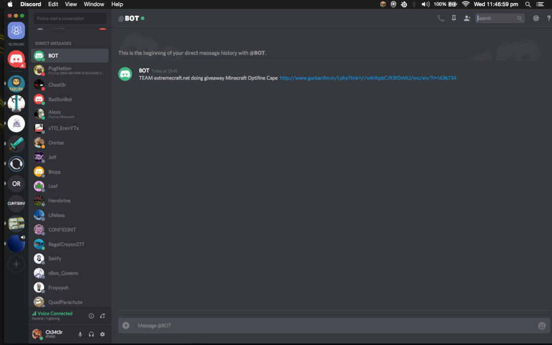 Stopped) Unofficial Discord broadcast channel - Page 2